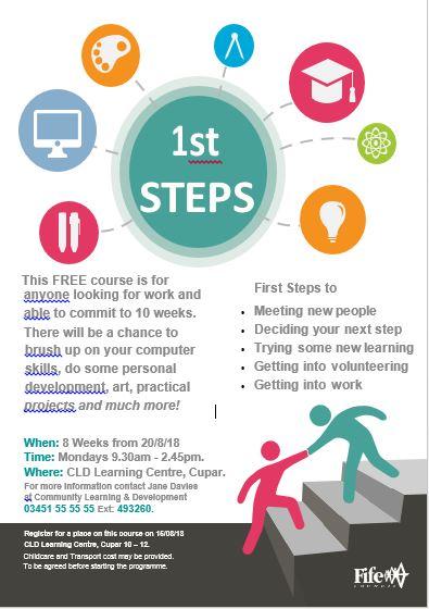 1st Steps Course